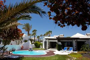 Villas Heredad Kamezi, Vily  Playa Blanca - big - 89