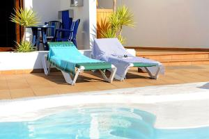 Apartamentos Isla de Lobos - Adults Only, Appartamenti  Puerto del Carmen - big - 16