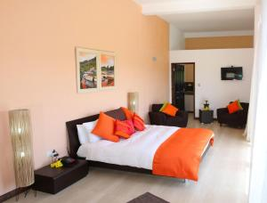 Carpe Diem, Apartments  Anse Etoile - big - 33