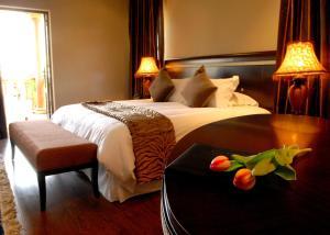 Luxury-dobbeltværelse