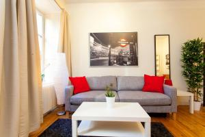 Studio Apartment with Sofa Bed
