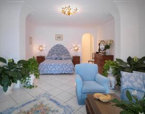 Hotel Villa Brunella, Отели  Капри - big - 3