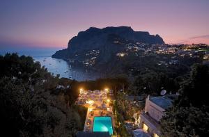 Hotel Villa Brunella, Отели  Капри - big - 1