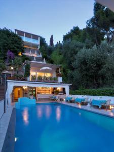 Hotel Villa Brunella, Hotels  Capri - big - 27