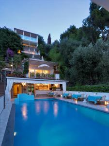 Hotel Villa Brunella, Отели  Капри - big - 27