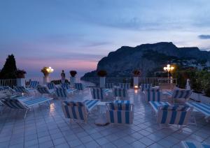 Hotel Villa Brunella, Отели  Капри - big - 31