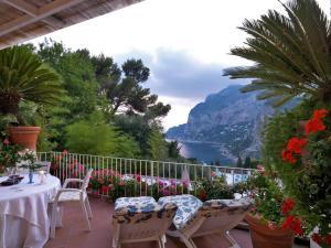 Hotel Villa Brunella, Отели  Капри - big - 8