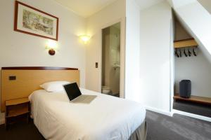 Dreibettzimmer - 1 Doppel- und 1 Einzelbett