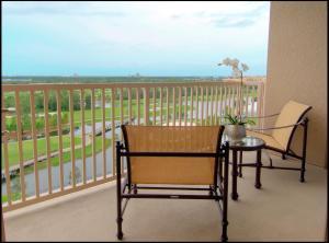 Apartament z 1 sypialnią, balkonem i widokiem na park rozrywki Disney World