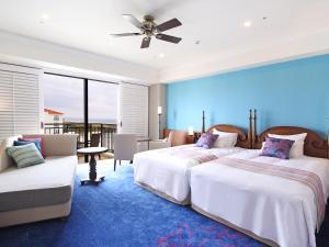 Hotel Nikko Alivila, Отели  Yomitan - big - 7