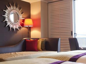 Hotel Nikko Alivila, Отели  Yomitan - big - 11