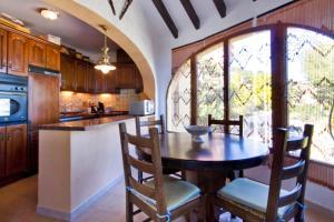 Villa Sirenas, Vily  Calpe - big - 5