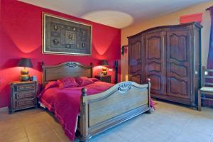 Villa Sirenas, Vily  Calpe - big - 6