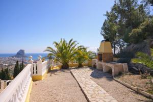 Villa Sirenas, Vily  Calpe - big - 7