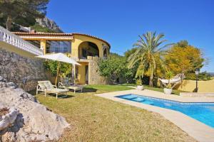 Villa Sirenas, Vily  Calpe - big - 9