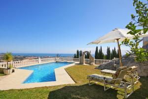 Villa Sirenas, Vily  Calpe - big - 11