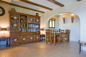 Villa Sirenas, Vily  Calpe - big - 12