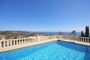 Villa Sirenas, Vily  Calpe - big - 13