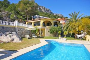Villa Sirenas, Vily  Calpe - big - 14