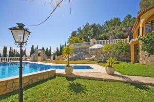 Villa Sirenas, Vily  Calpe - big - 15