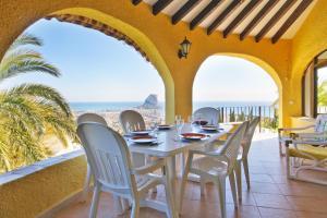 Villa Sirenas, Vily  Calpe - big - 16