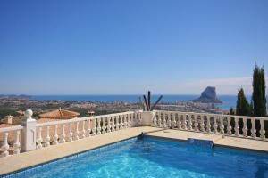 Villa Sirenas, Vily  Calpe - big - 19