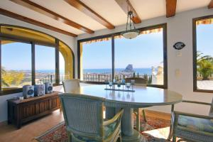 Villa Sirenas, Vily  Calpe - big - 21