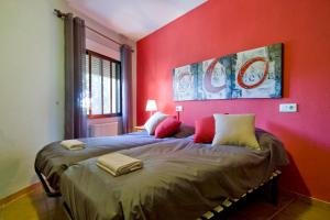 Villa Sirenas, Vily  Calpe - big - 24