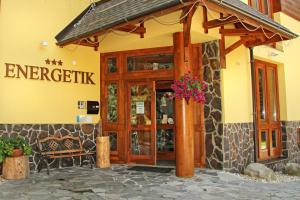 Penzion Energetik, Guest houses  Demanovska Dolina - big - 52