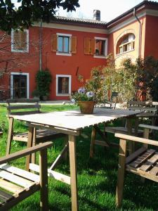 Il Pettirosso, Bed and Breakfasts  Certosa di Pavia - big - 65