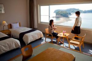 Shodoshima International Hotel, Ryokans  Tonosho - big - 15