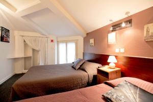 Hôtel de La Marne, Отели  Лион - big - 62