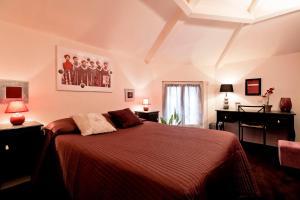 Hôtel de La Marne, Отели  Лион - big - 45