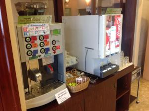 Regalo Hotel Hiroshima, Отели эконом-класса  Хиросима - big - 15