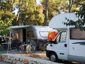 Camping Park Soline, Prázdninové areály  Biograd na Moru - big - 39