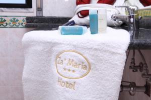 Hotel Za Maria, Hotel  Santo Stefano di Camastra - big - 39