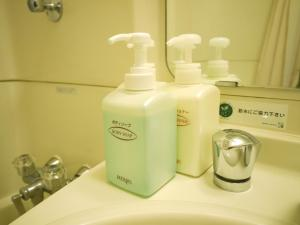 Hotel Route-Inn Mikawa Inter, Отели эконом-класса  Hakusan - big - 12