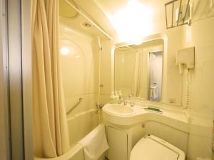 Hotel Route-Inn Hofu Ekimae, Economy business hotely  Hofu - big - 11