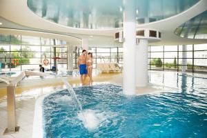 Ikar Plaza, Resorts  Kołobrzeg - big - 19