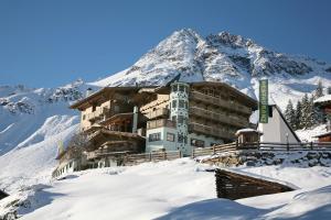 Ferienclub Silbertal - Hotel - Sölden