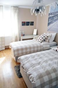 Apartment Royal, Apartmanok  Zágráb - big - 9