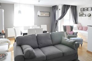 Apartment Royal, Apartmanok  Zágráb - big - 8