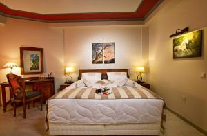 Hotel Rodovoli, Hotels  Konitsa - big - 4