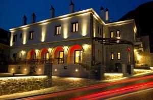 Hotel Rodovoli, Hotely  Konitsa - big - 1