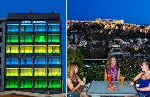 Athens Center Square Hotel(Atenas)