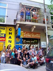 Yo Ho Hostel, Хостелы  Варна - big - 44