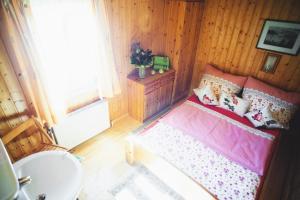 Krummholzhütte