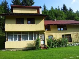 Cabana Suprema Armonie, Lodge  Dîmbovicioara - big - 23