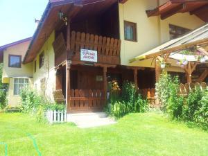Cabana Suprema Armonie, Lodge  Dîmbovicioara - big - 24