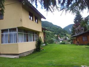 Cabana Suprema Armonie, Lodge  Dîmbovicioara - big - 22